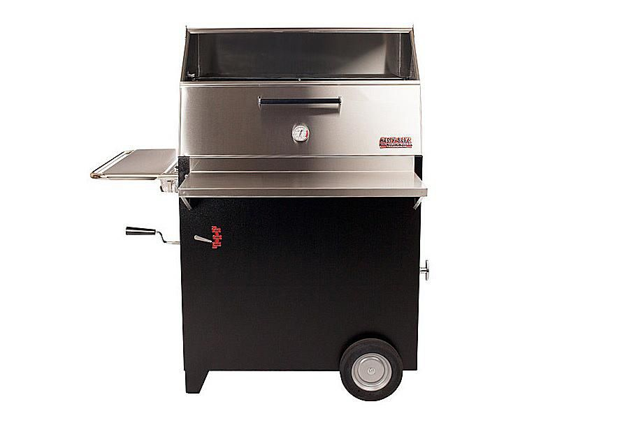 Hasty-Bake Continental 83 Dual Finish Charcoal Grill
