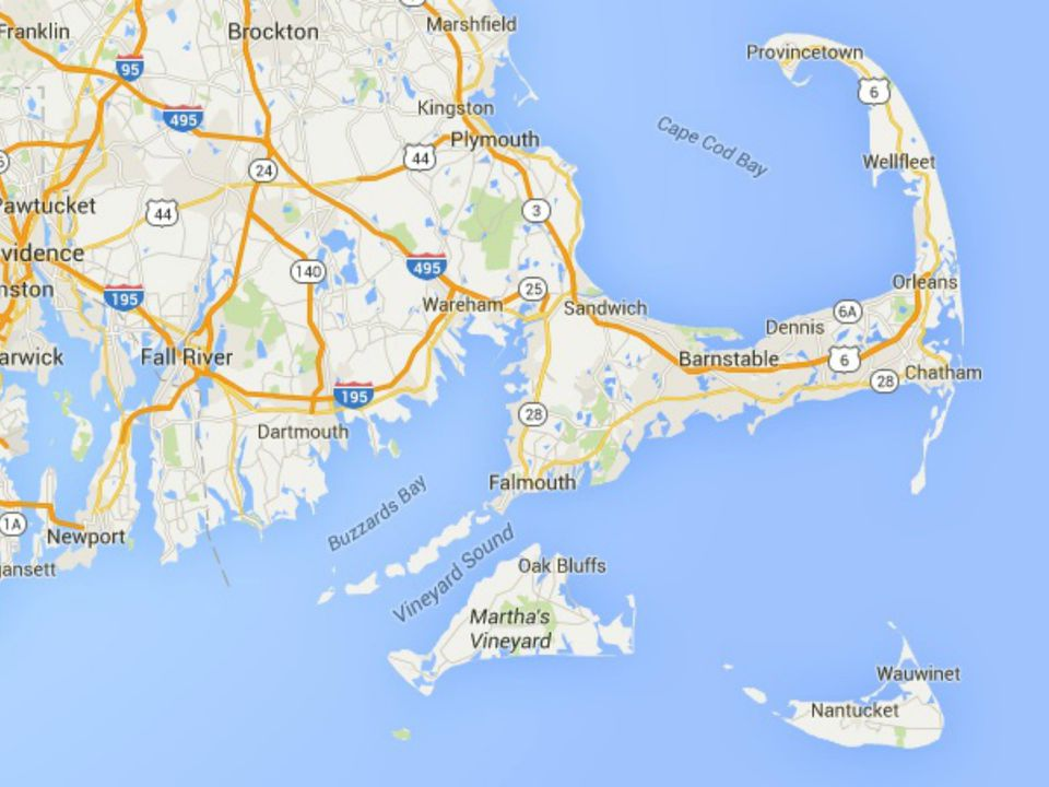 Cape Cod, Nantucket and Martha's Vineyard