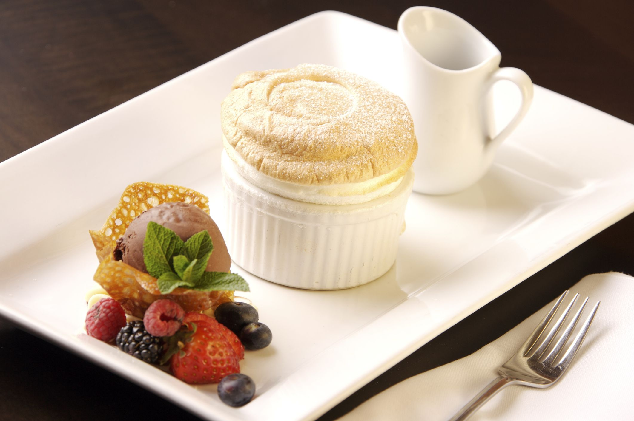 french white chocolate souffle recipe. Black Bedroom Furniture Sets. Home Design Ideas