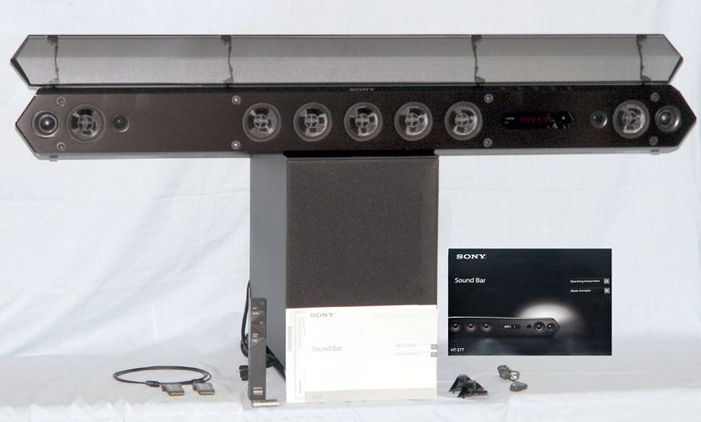 Sony HT-ST7 Sound Bar - Wireless Subwoofer System
