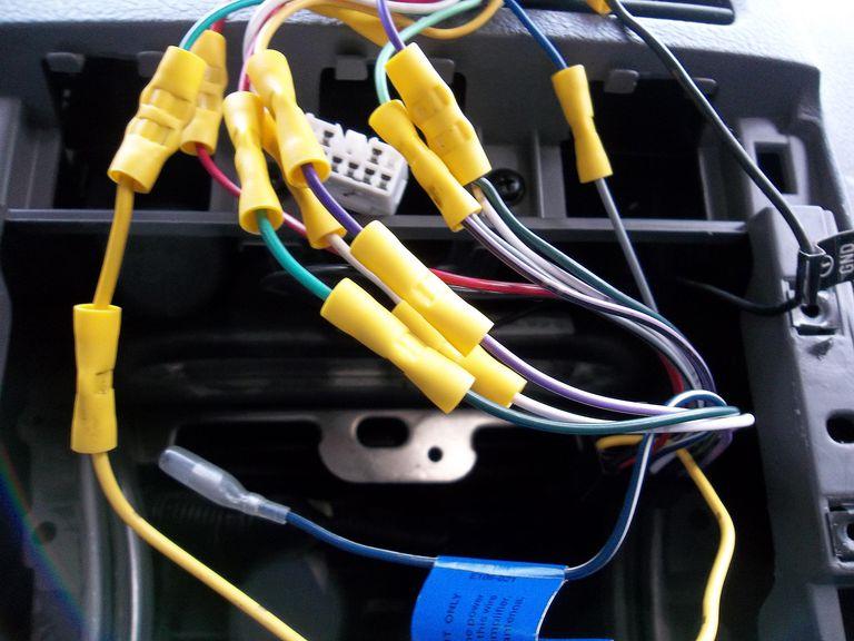 installing a new head unit installing a car stereo. Black Bedroom Furniture Sets. Home Design Ideas
