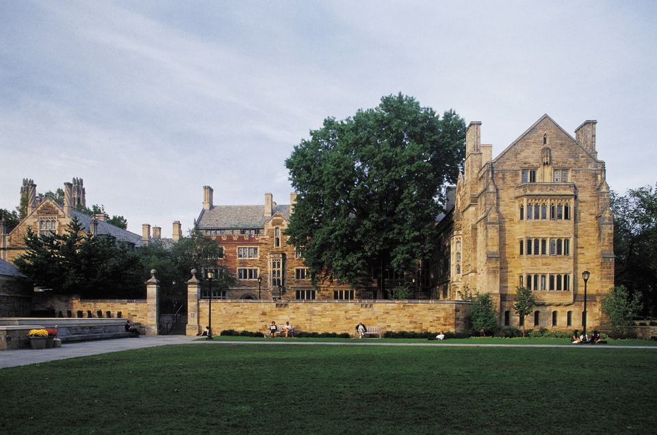 Yale University,New Haven,Connecticut,USA