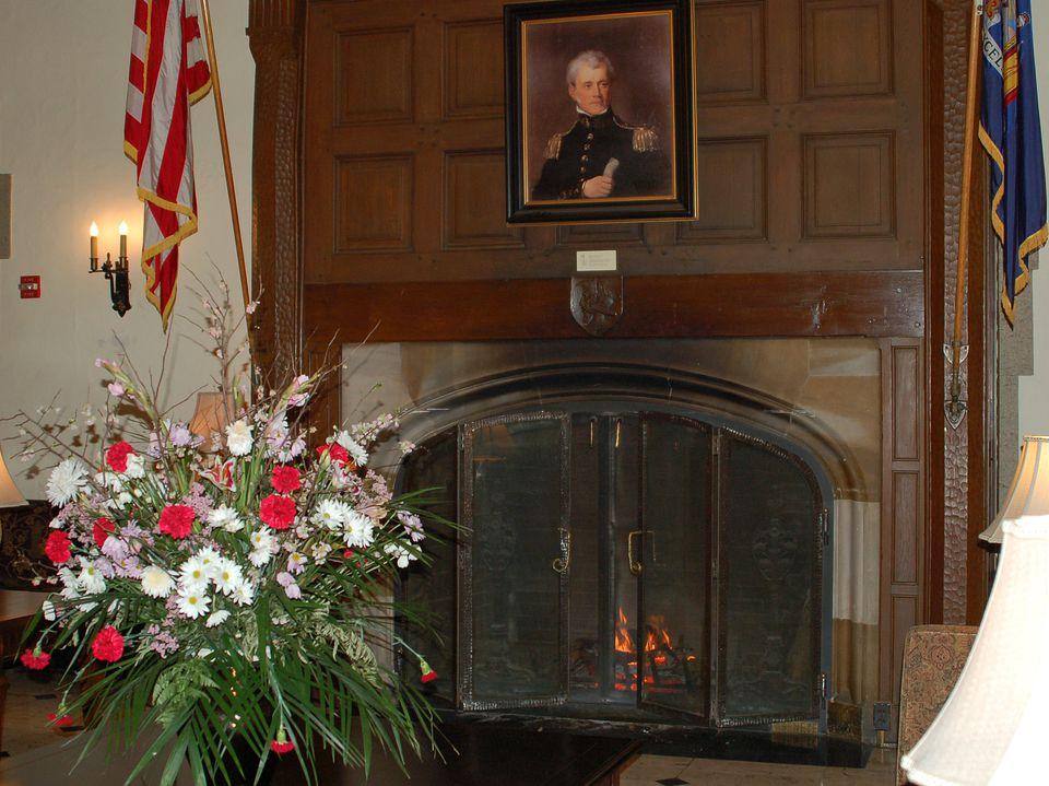 Thayer Hotel at West Point NY