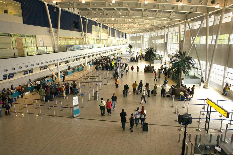 Princess Juliana Airport . St.Maarten