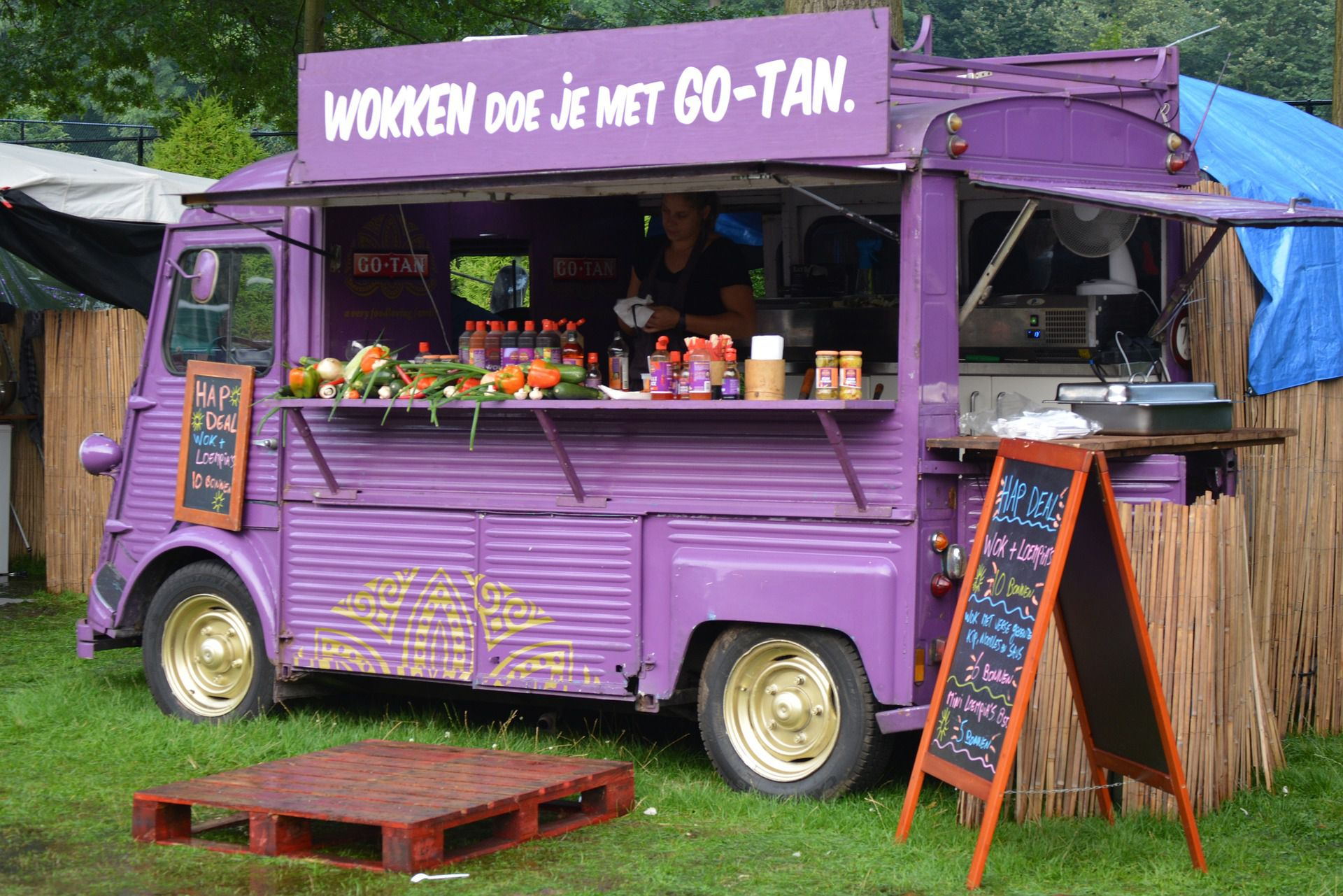 Everything You Need To Write A Food Truck Business Plan