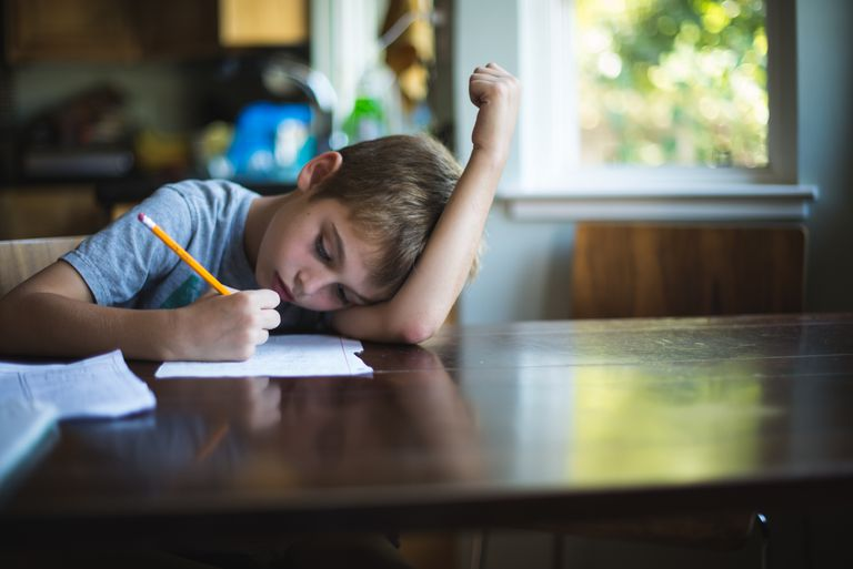 Consider these strategies to get your child to do his homework without nagging.