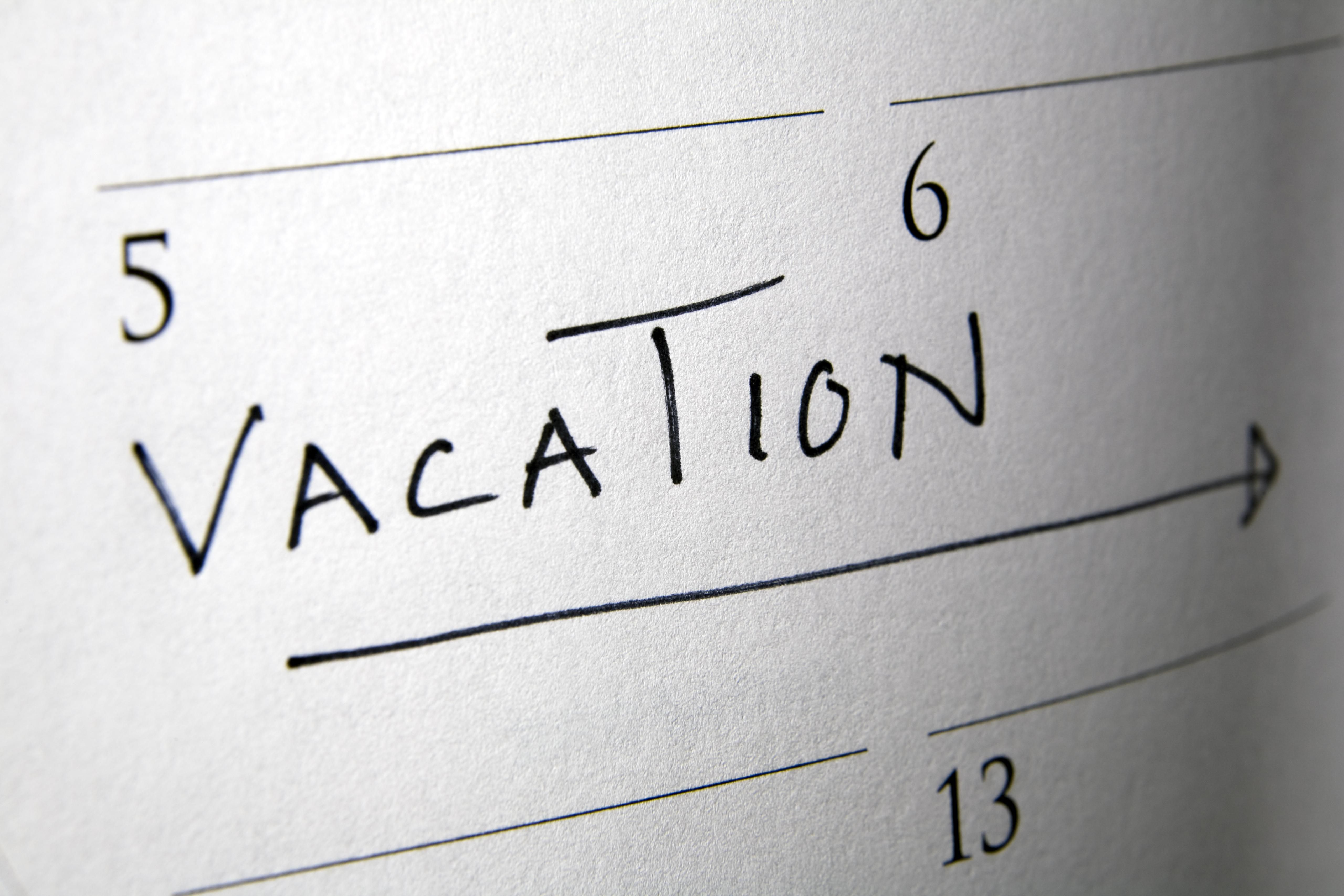 Paid time off policy template