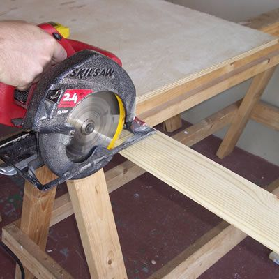 Cut Two Boards to Length