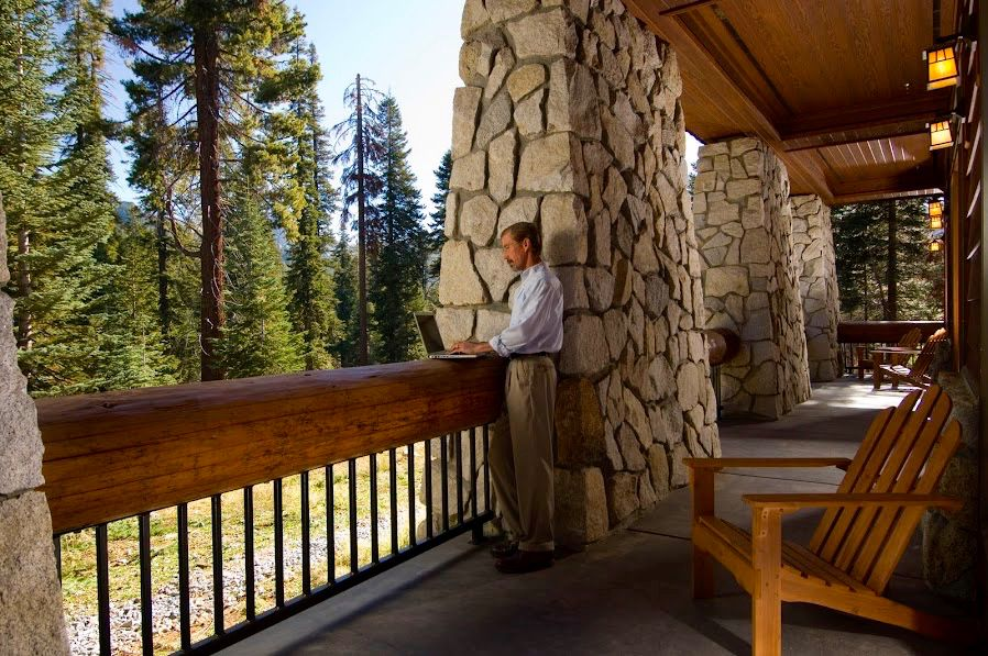 Wuksachi Lodge, top hotel in Sequoia National Park