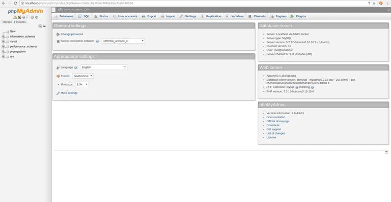 Ubuntu Web Server