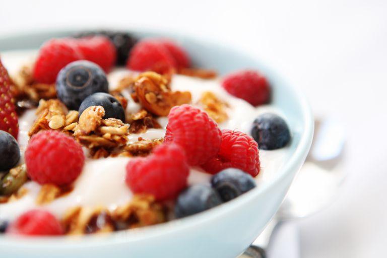 yogurt nutrition
