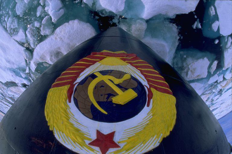 USSR ice breaker