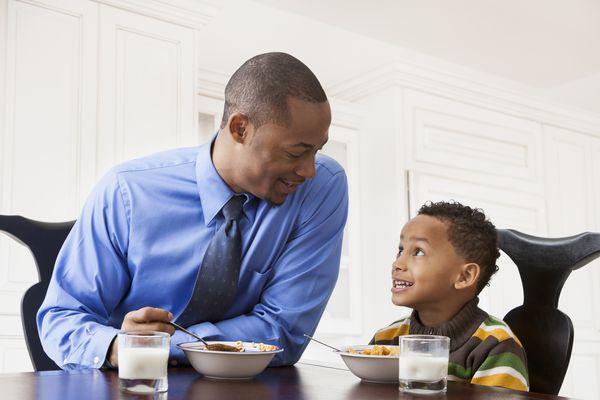 Authoritative parents raise capable kids.