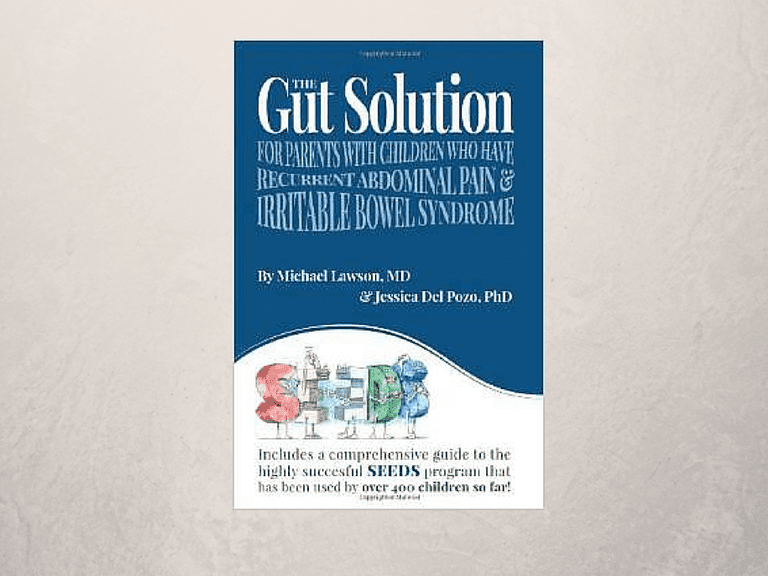Book cover The Gut Solution
