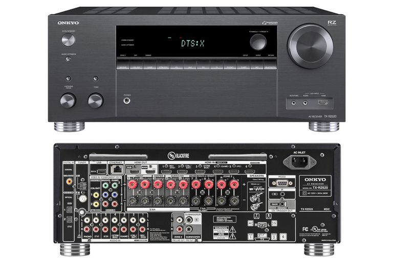 Onkyo TX-RZ620 Home Theater Receiver
