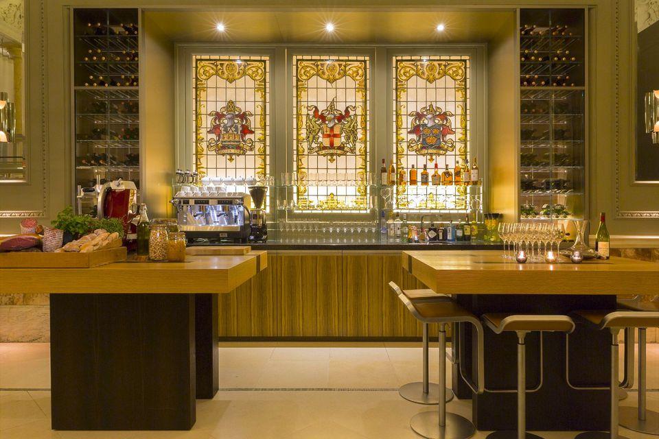 Beautiful Andaz Liverpool Street London hotel