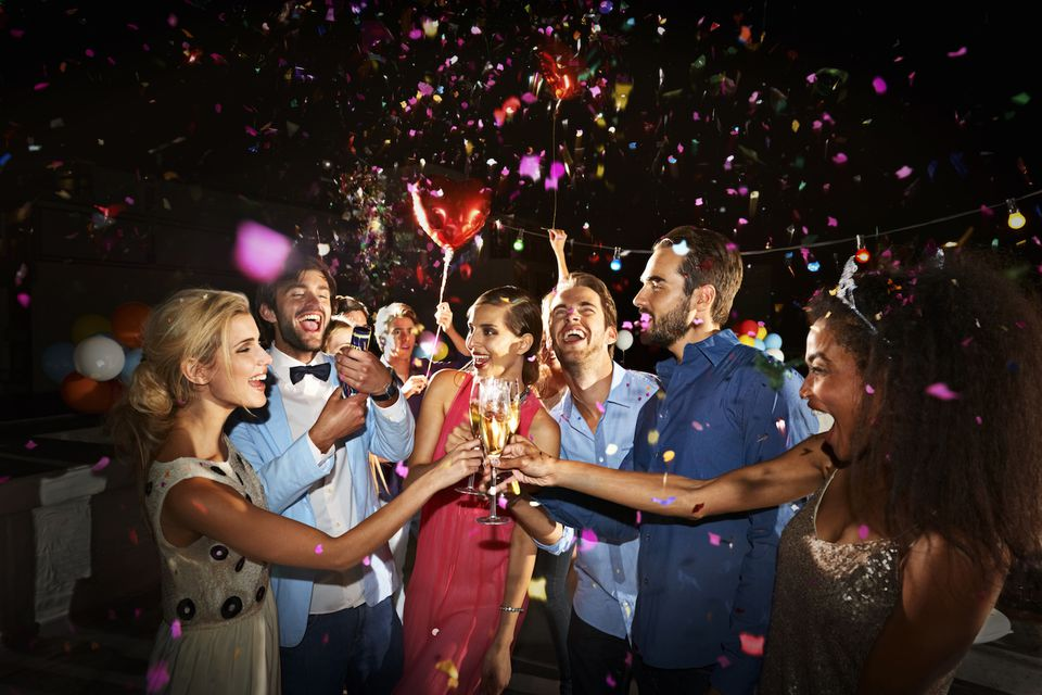 Plan a Spanish New Years Party