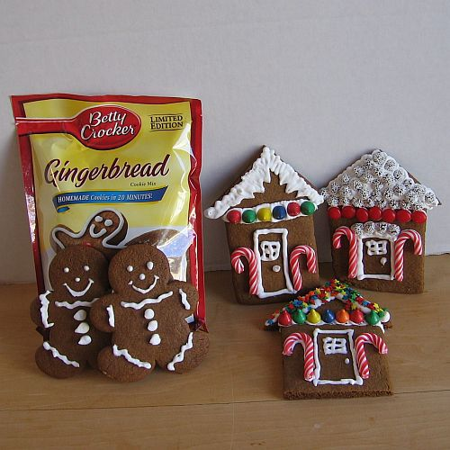 Photo of Betty Crocker Gingerbread Cookie Mix