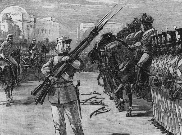 1857 causes and effects of national uprising of 1857 57 stunning images from the sepoy mutiny of 1857 msn back to msn home news  a conflict of the indian rebellion of 1857  1857 gate next gained national attention during the mutiny of 1857.