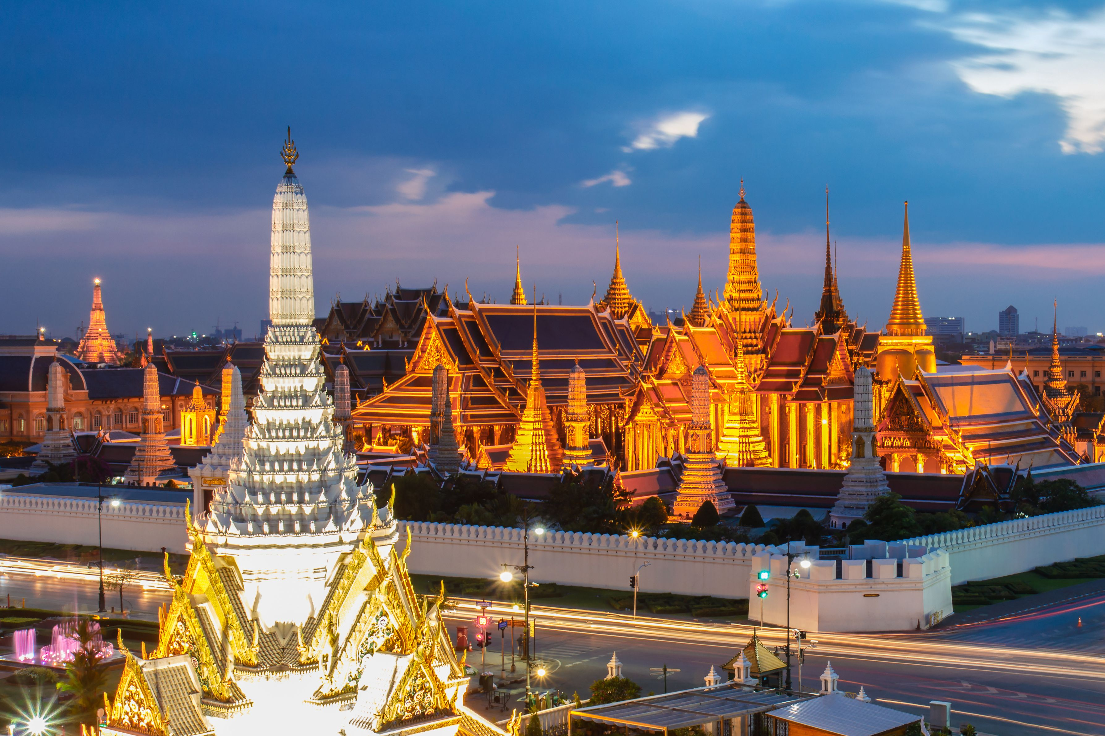 Wisata Temple di Thailand | Foto: Tripsavvy