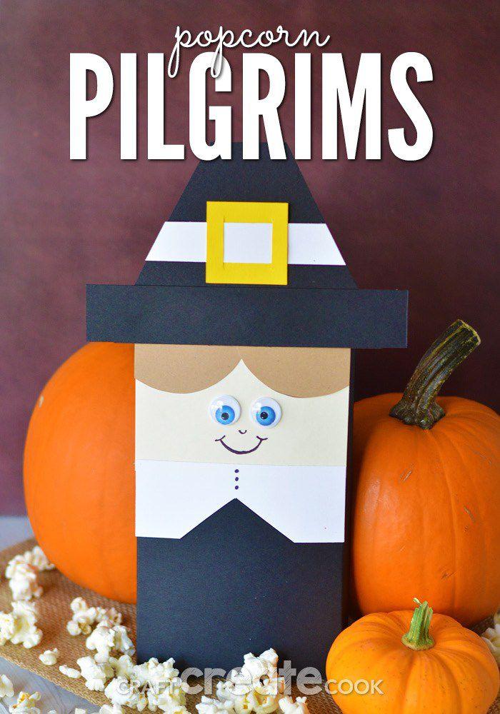 Popcorn Pilgrims