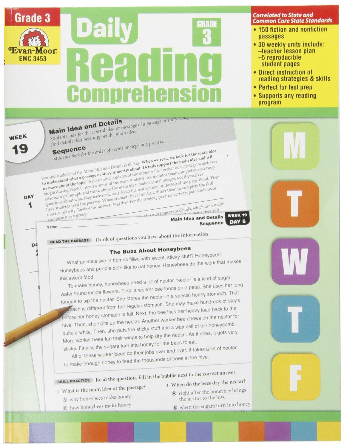 Workbooks inferencing worksheets grade 3 : Third Grade Reading Comprehension Books
