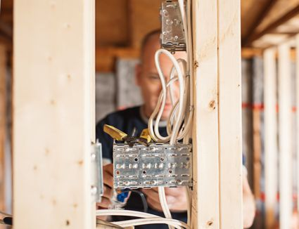 do an electrical inspection before you buy a home