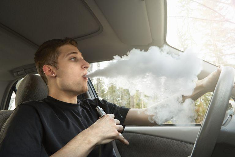 Driver Using a Vaporizer