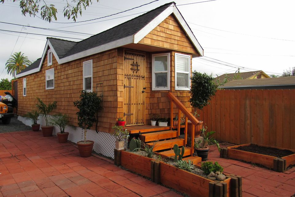 San diego tiny house community habitats tiny homes