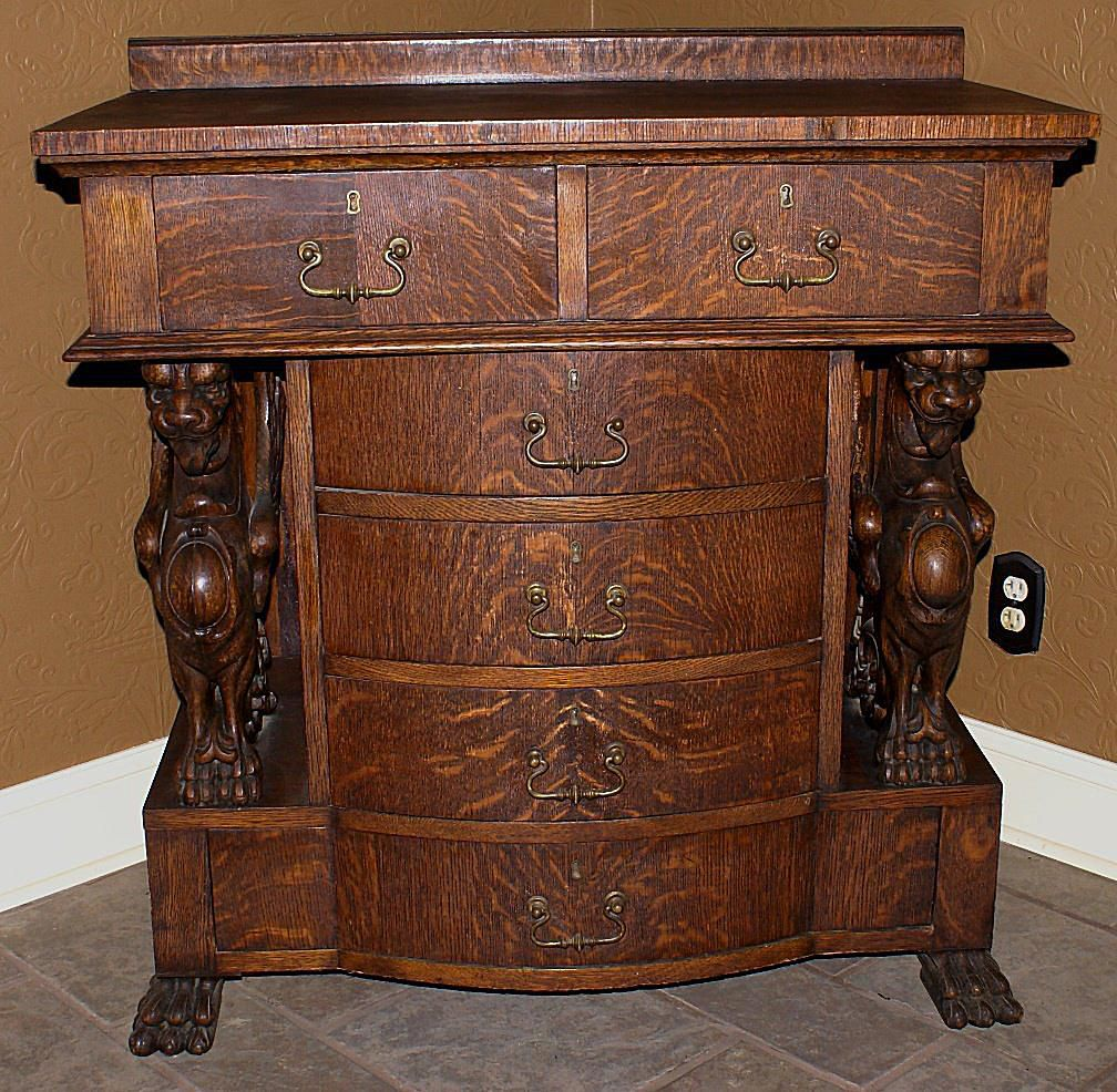 Antique furniture styles - R J Horner Of New York S Fine Victorian Furniture
