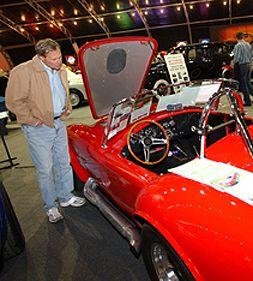 Pacific Auto Auction >> Barrett Jackson Classic Car Show and Auction - Scottsdale ...