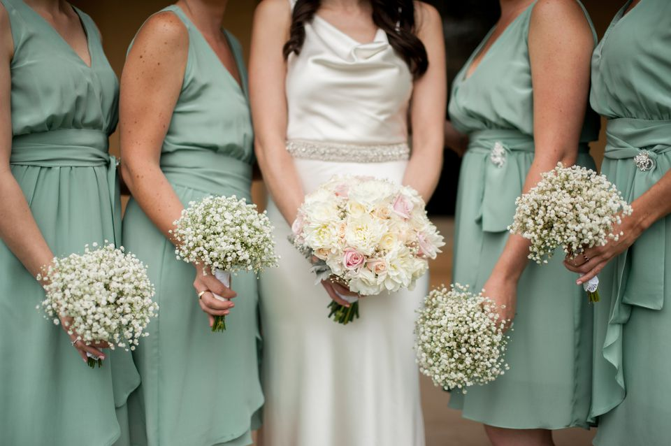 K'Mich Weddings - wedding planning - bridesmaids