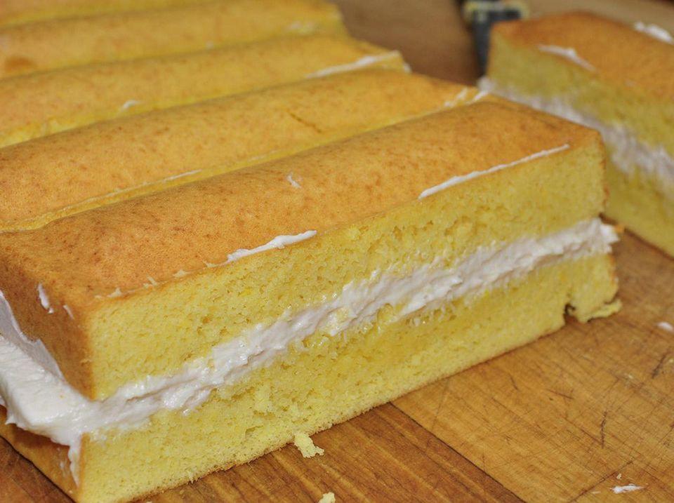 Vegan Yellow Cake