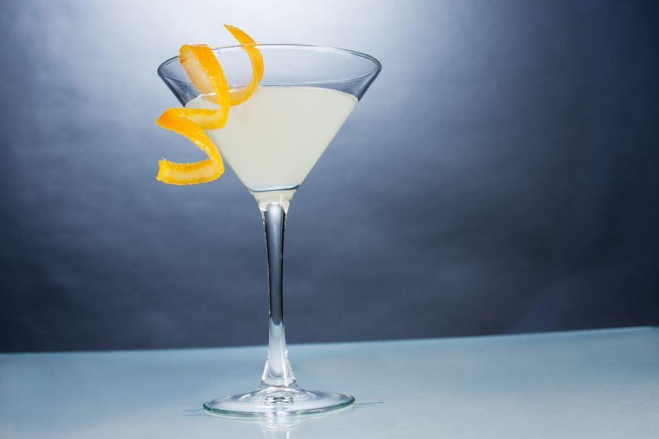 Cape North Vodka's Cape Samurai Cocktail