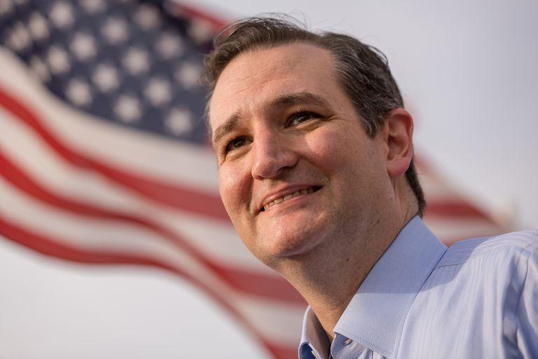 Tea Party Advocate Ted Cruz