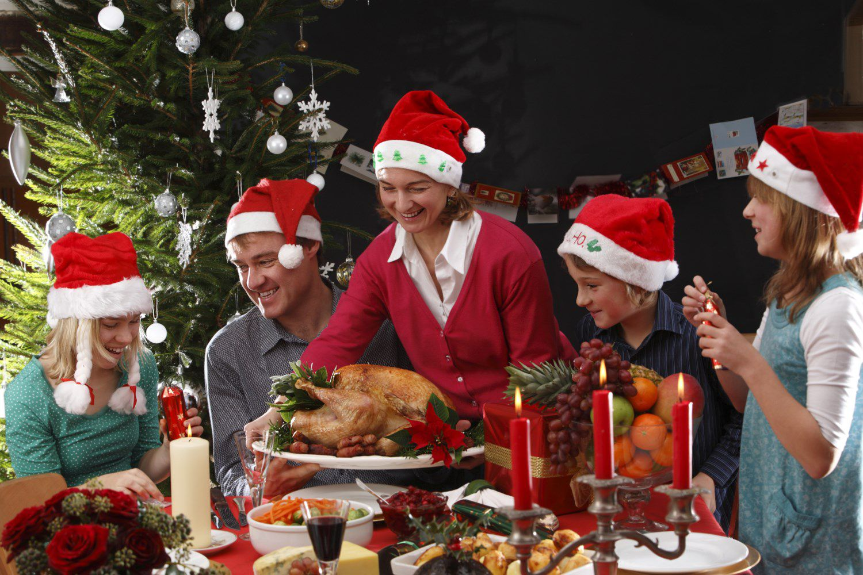 christmas day dining at disney world