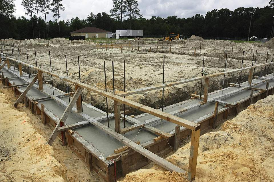 Guide to foundation footings building code for How to build a pier foundation