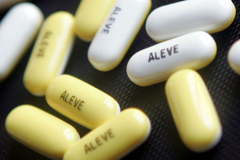 Aleve is a type of oral NSAID.