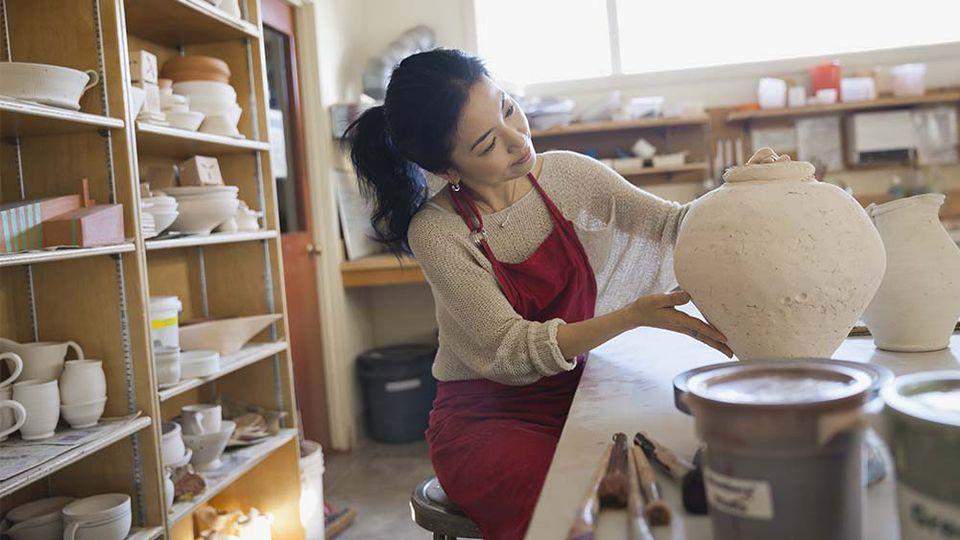 Setting up your ceramics studio