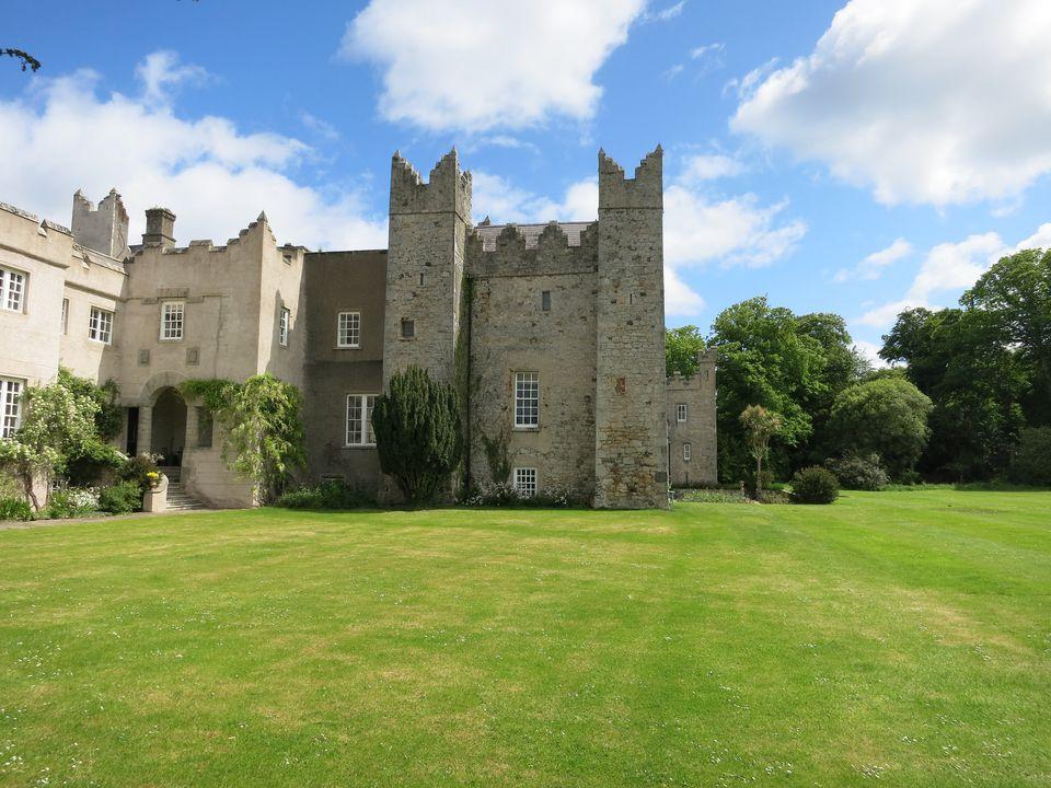 Howth Castle Ireland