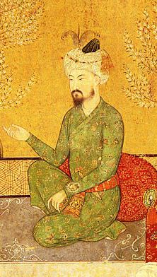 Babur was the grandfather of Akbar the Great, who consolidated power over India