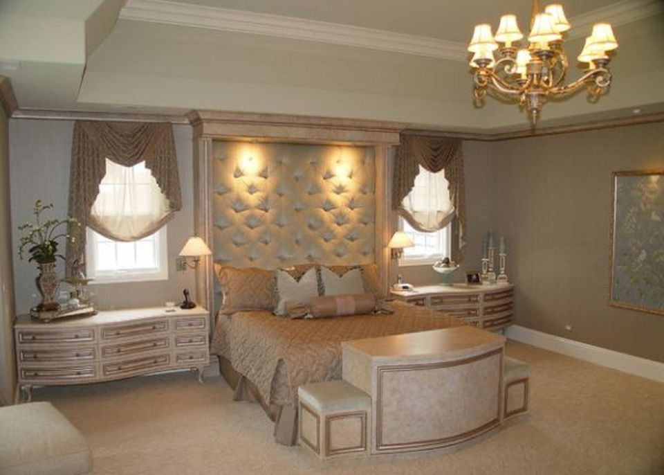 Fashion Inspired Guest Room: 25 Hollywood Regency Style Bedroom Ideas