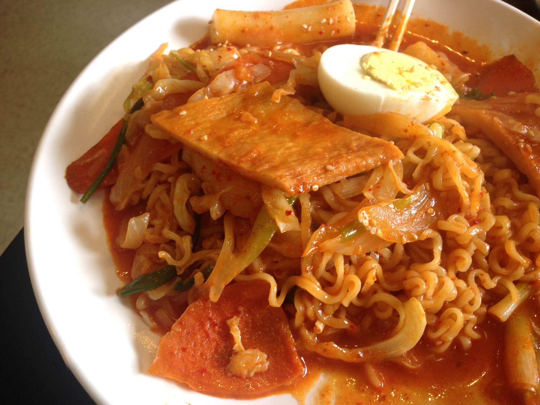 Rabokki The Ultimate Korean Street Food Recipe