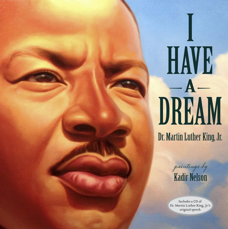 I Have a Dream - Cover of children's picture book