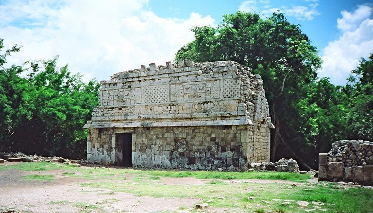 Perfectly Puuc - Puuc House at Chichen Itza