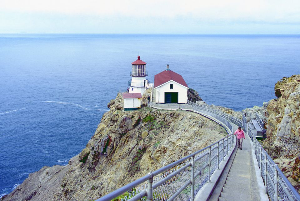 Lighthouse at Point Reyes National Seashore