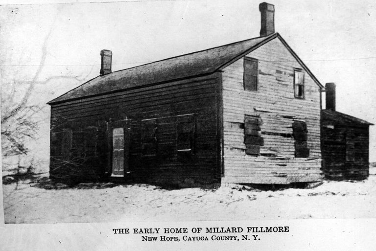 Millard Fillmore's House