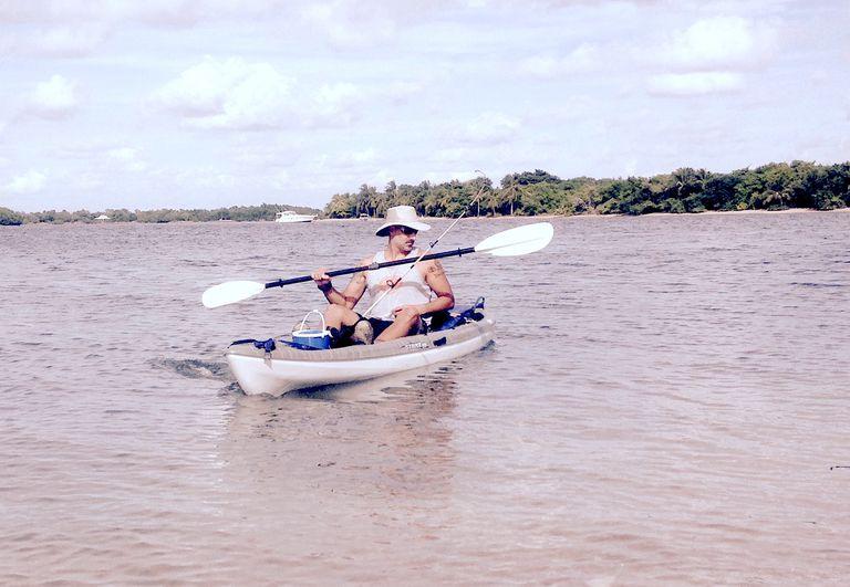Strike 120X Angler Fishing Kayak