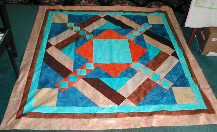 Pictures Of Southwestern Themed Quilts