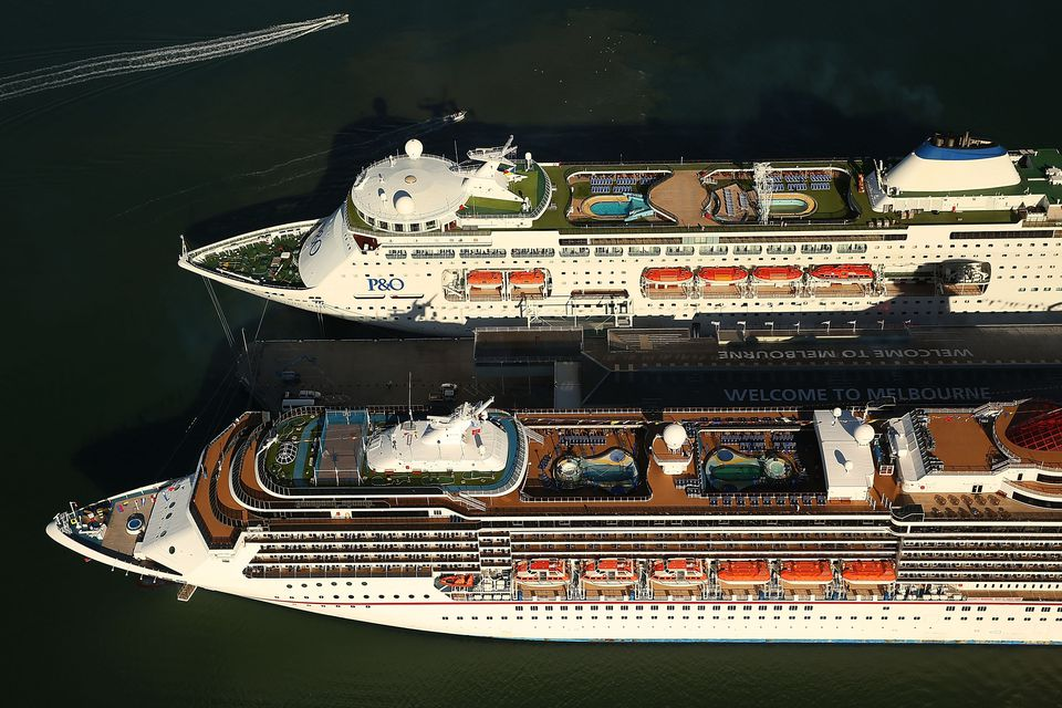Ready for your golfing cruise? In case you get injured or ill, be sure to purchase travel insurance prior to departure.